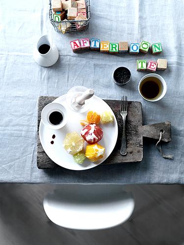 Nachmittags-Tee © Vipp
